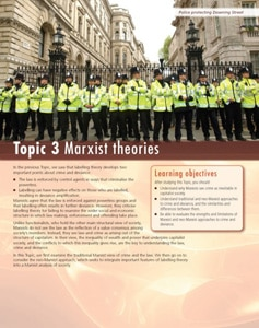 Marxist theories
