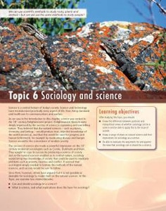 SociologyandScience