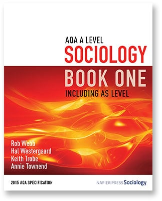AQA A Level Sociology Book One