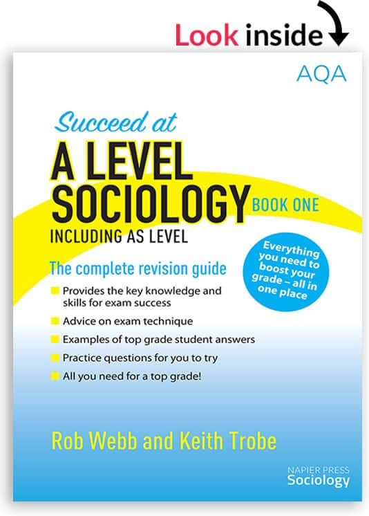 Succeed at A Level Sociology 1