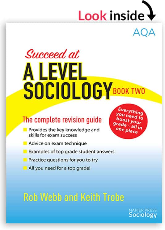 a level sociology revision guide pdf